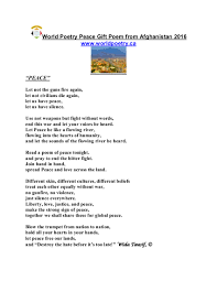 welcome to world poetry canada international peace and human