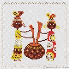 point de croix cuisine kit point de croix cuisine africaine coeur cross stitch