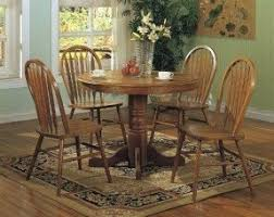 Round Dining Table Sets For  Foter - Round dining room table and chairs