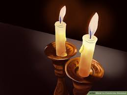 friday night candle lighting times lilianduval
