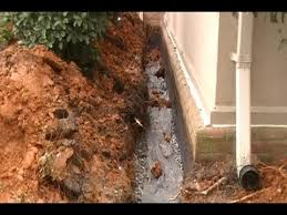 Best Way To Waterproof Your Basement by Waterproof Your Foundation How To Trench Seal Wall Add Pipe