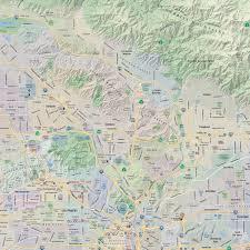 Atlanta Metro Area Map by Map Samples