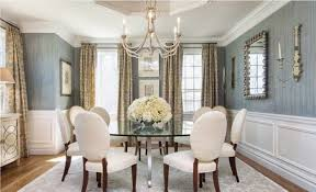 feng shui used in the dining room with neutral wall colors