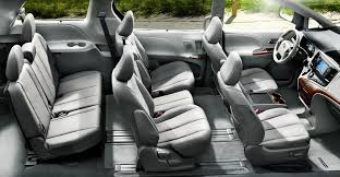 Toyota Sienna Captains Chairs 2013 Toyota Sienna Epautos Libertarian Car Talk