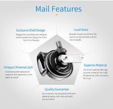 factory produce fiamm snail car speakers klaxon alarm new car horn