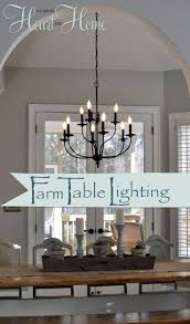 farmhouse dining room lighting farmhouse dining room lighting best 25 black iron chandelier ideas on pinterest and farmhouse dining room lighting