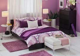 deco chambre mauve décoration chambre en mauve