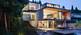 modern house building what is the general cost difference between building a modern and