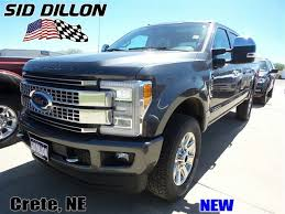 ford platinum 2017 ford f 250 platinum crew cab in crete 8f3344 sid