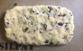 holiday cranberry u0026 pistachio biscotti low carb gluten free