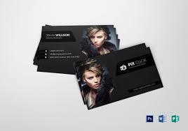 Photographer Business Card Template Psd 52 photography business cards free free premium templates