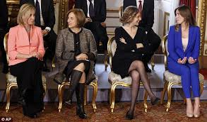 John F Kennedy Cabinet Members Sexist U0027 Fixation On The Clothing Of Italy U0027s Female Cabinet Members