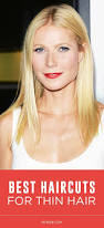 gwyneth paltrow u0027s long straight cut 38 hairstyles for thin hair u2026