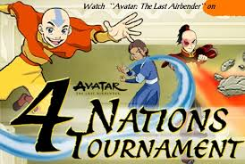 avatar 4 nations tournament game avatar airbender