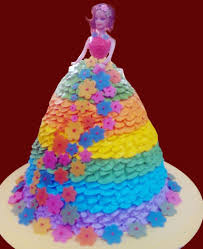 doll cake buy princess doll cake for online from guntur send