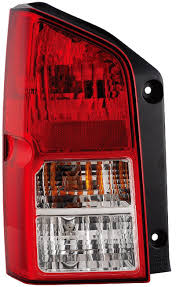 nissan versa tail light amazon com nissan pathfinder replacement tail light assembly