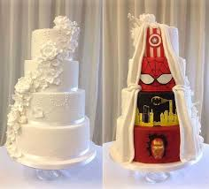 compromise she wanted a traditional wedding cake he wanted