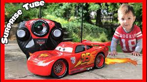 Lighting Mcqueen Halloween Costume by Rc Turbo Racer Disney Cars Toy Lightning Mcqueen Youtube
