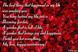 Wedding Day Wishes For Husband Excellent Anniversary Wishes For Husband With Rose Petals Nicewishes