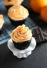 chocolate cupcakes with orange buttercream frosting frugal mom eh