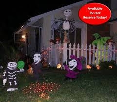 The Nightmare Before Christmas Home Decor The Nightmare Before Christmas House Decorations House And Home