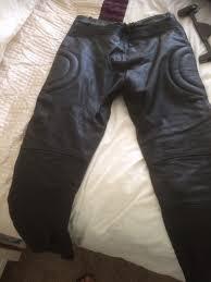 motorbike trousers leather motorbike trousers in worksop nottinghamshire gumtree