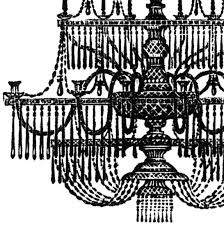 vintage halloween clip art old chandelier cliparts free download clip art free clip art