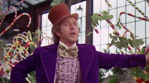 Willy Wonka Tell Me More Meme - 7 gene wilder memes for college students