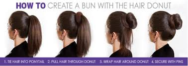 donut bun hair hair bun donuts hair accessories quickclipinhairextensions co uk