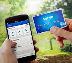 serve prepaid card american express serve goes after the banked with prepaid