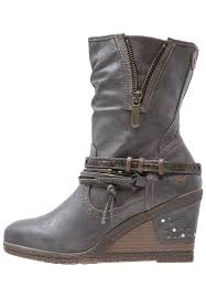 short biker boots mustang jeans clothing women ankle boots mustang cowboy biker