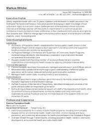 Perfect Phrases For Resumes Professional Director Population Health Templates To Showcase Your