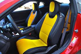 2013 camaro seat covers camaro zl1 ss bright yellow and black interior auto addiction