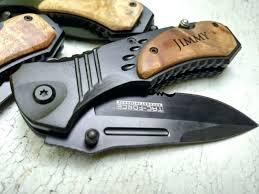 engraved buck knives knifes pocket knives for groomsmen gifts knife groomsmen