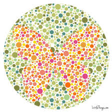 Percentage Of People That Are Color Blind 1 In 12 Men And 1 In 200 Women Can U0027t See Color Could You Be One