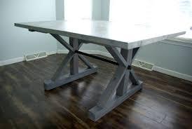 diy farm table plans diy a farmhouse table modernizing the traditional inside diy farm