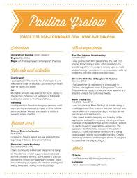 Resume Never Had A Job by 57 Best Résumé Aesthetics Images On Pinterest Cv Design Cv