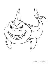 shark coloring pages 12 sea animals sea creatures coloring