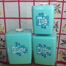 vintage kitchen canister collectible kitchen canisters ebay