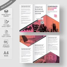 brochure templates for business free download business brochure template free download wisxi com