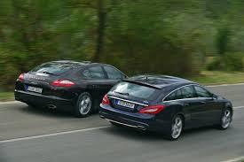 Porsche Panamera Coupe - porsche panamera vs mercedes cls shooting brake u2014 coupé oder