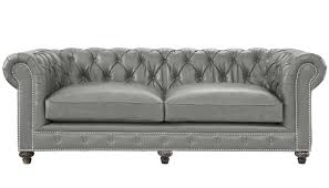 Small Leather Chesterfield Sofa by Willa Arlo Interiors Cateline Leather Chesterfield Sofa U0026 Reviews