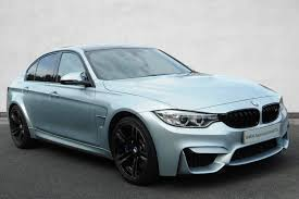 Bmw M3 Automatic - used bmw m3 blue for sale motors co uk