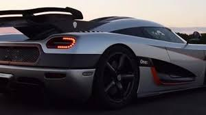 koenigsegg one koenigsegg one 1 sets new 0 300 0 km h world record video