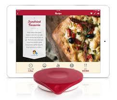 application balance de cuisine drop est une balance de cuisine connectée à une application dédiée