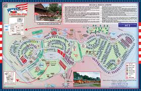 Washington Dc Attractions Map Cherry Hill Park Is The Closest Campground To Washington Dc