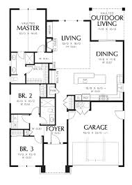 Large Ranch Floor Plans Home Plan Small Ranch House Lives Large Startribune Com