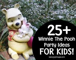 winnie the pooh 100 acre woods party ideas u003e joy makin mamas