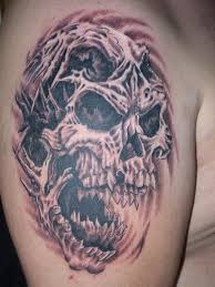 s for and evil skull designs skull tattoos