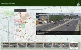Santa Clara Map Simple Real Time Dashboards Built With Story Maps U2013 Esri Insider